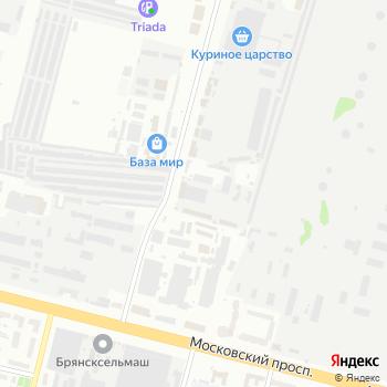 Олмани на Яндекс.Картах