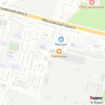 Агростек на Яндекс.Картах