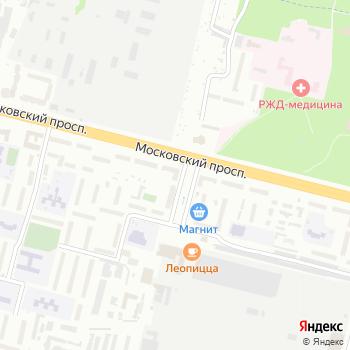 Добрунь на Яндекс.Картах