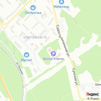 Альвис на Яндекс.Картах