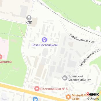Дагаз на Яндекс.Картах
