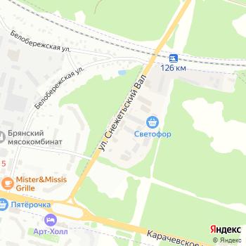 Строй-Песок на Яндекс.Картах