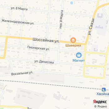 Почта с индексом 174581 на Яндекс.Картах