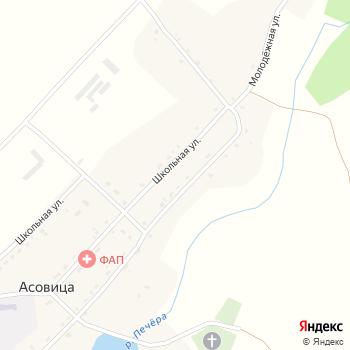 Почта с индексом 242414 на Яндекс.Картах
