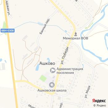 Почта с индексом 215030 на Яндекс.Картах