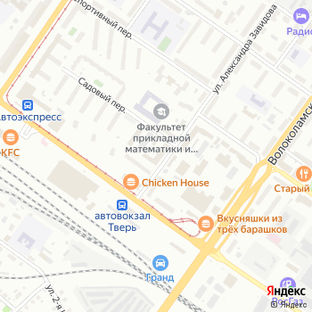 Чистый пух на Яндекс.Картах