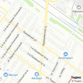 Почта с индексом 170016 на Яндекс.Картах