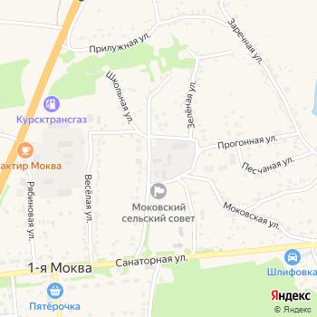 Администрация Моковского сельского совета на Яндекс.Картах