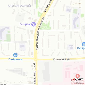 Бетховен на Яндекс.Картах