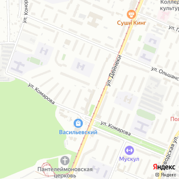 Почта с индексом 305047 на Яндекс.Картах