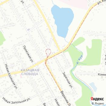 Казацкая слобода на Яндекс.Картах
