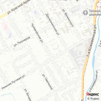 Почта с индексом 305010 на Яндекс.Картах