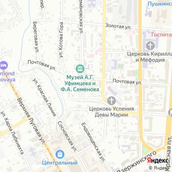 Медицинские технологии на Яндекс.Картах