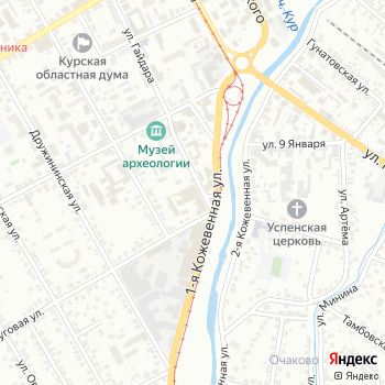 АВТОМаркет 46 на Яндекс.Картах
