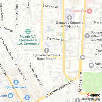 Курский областной суд на Яндекс.Картах