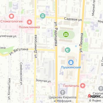 Матисс на Яндекс.Картах