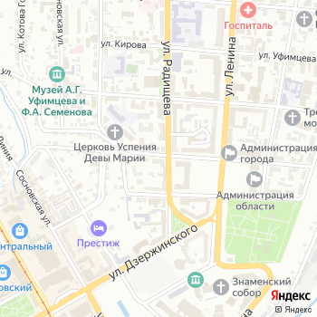 Центр уникальных товаров на Яндекс.Картах