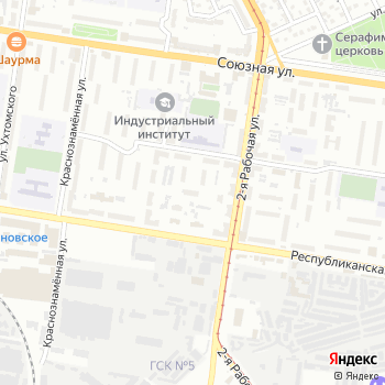 Мировые судьи Железнодорожного округа г. Курска на Яндекс.Картах