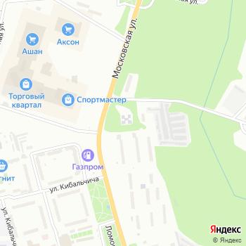 Детский сад №90 на Яндекс.Картах