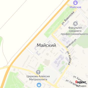 Общежитие на Яндекс.Картах
