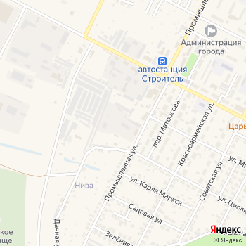 Почта с индексом 309070 на Яндекс.Картах