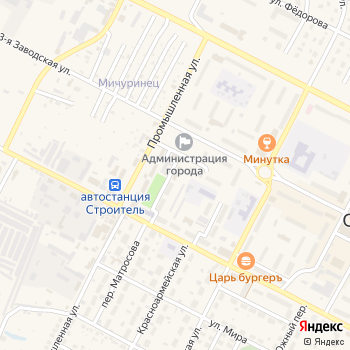 Почта с индексом 309071 на Яндекс.Картах
