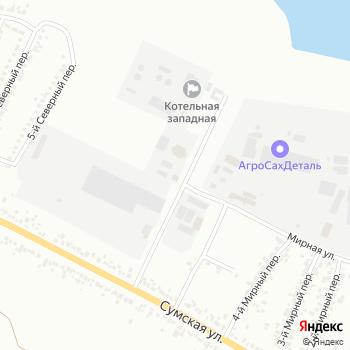 Белтехмонтаж на Яндекс.Картах