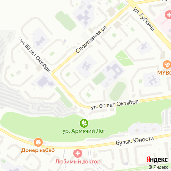 Бьюти на Яндекс.Картах