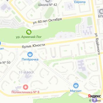 Китёнок на Яндекс.Картах