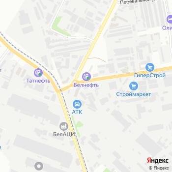 Полимерсервис на Яндекс.Картах