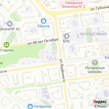 Специальная коррекционная общеобразовательная школа-интернат №23 на Яндекс.Картах