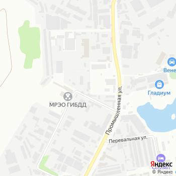 АРОСС на Яндекс.Картах