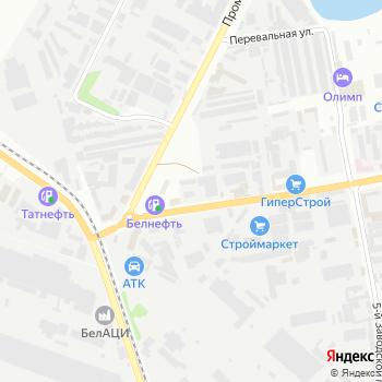 БИС на Яндекс.Картах