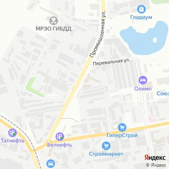 Литпласт на Яндекс.Картах