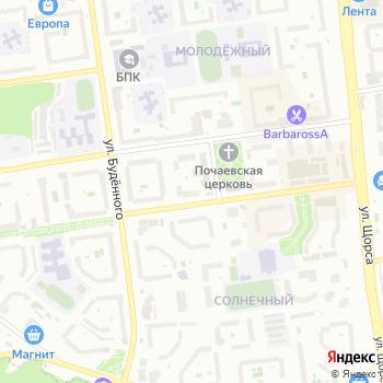Тип Топ на Яндекс.Картах