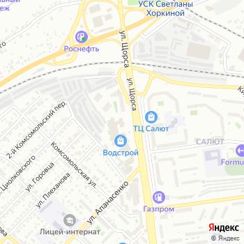 Сфера на Яндекс.Картах