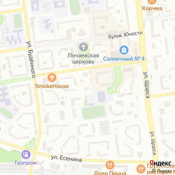 Русстрой на Яндекс.Картах
