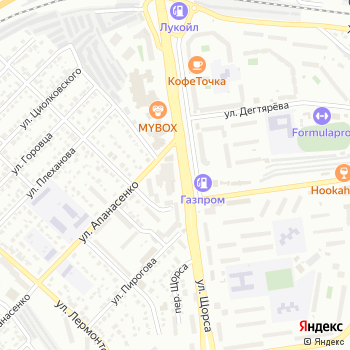 Центр лабораторного анализа и технических измерений по центральному федеральному региону на Яндекс.Картах