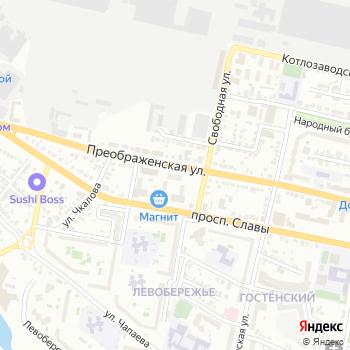 Город на Яндекс.Картах