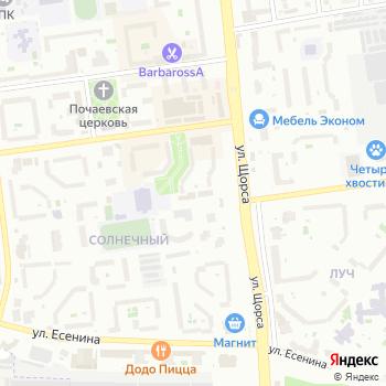 Фемида на Яндекс.Картах