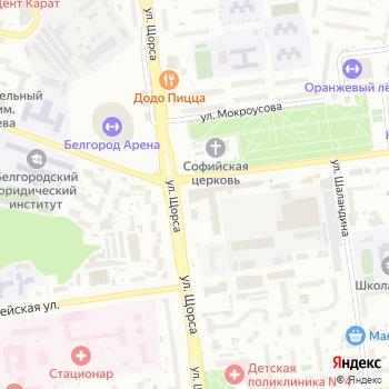 Новый свет на Яндекс.Картах