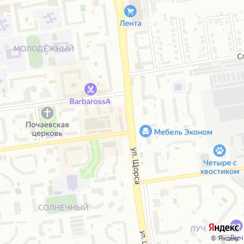 Оконный Комбинат Сетыч на Яндекс.Картах