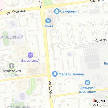 ОРМЕД на Яндекс.Картах