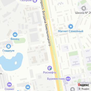 Электрокомплект на Яндекс.Картах