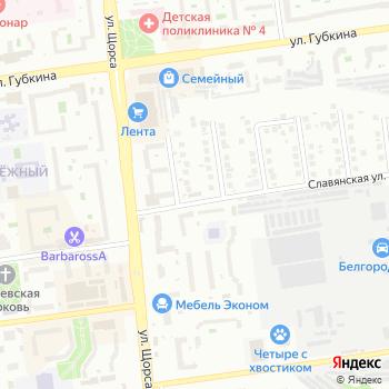 Открытые Двери на Яндекс.Картах