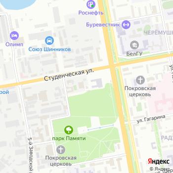 Чистый город на Яндекс.Картах