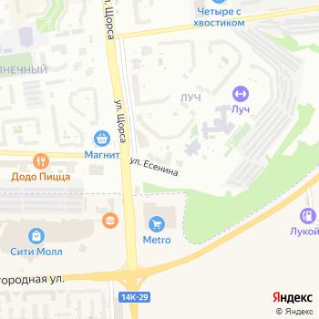 Вентилируемые Фасады на Яндекс.Картах