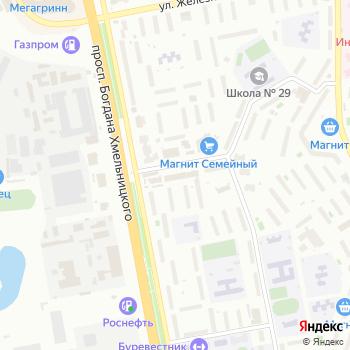 Маришка на Яндекс.Картах