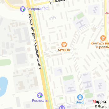 Царица на Яндекс.Картах