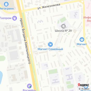Ням-ням на Яндекс.Картах